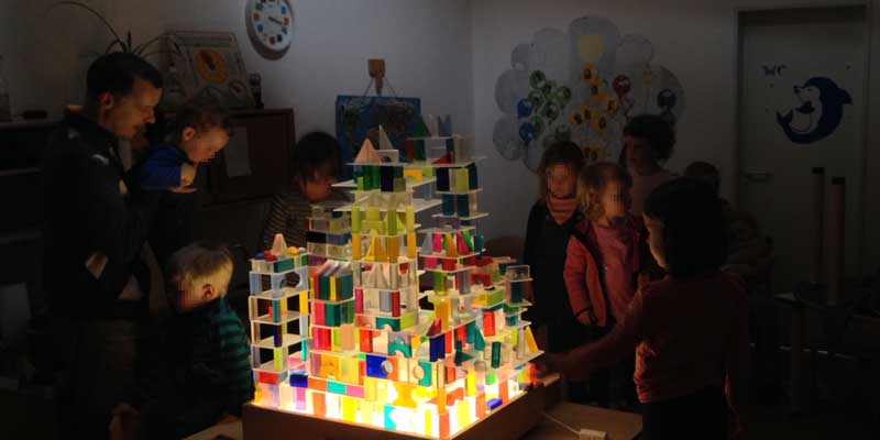 Kindergartenplatz in Gerresheim